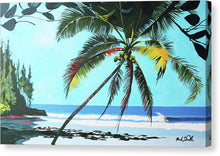Load image into Gallery viewer, Waikokos Surf - Canvas Print