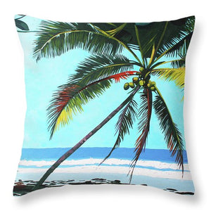 Waikokos Surf - Throw Pillow
