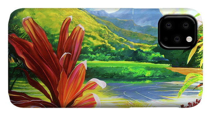 Waipa Sunset - Phone Case