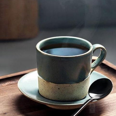Espresso cup with saucer - charming series