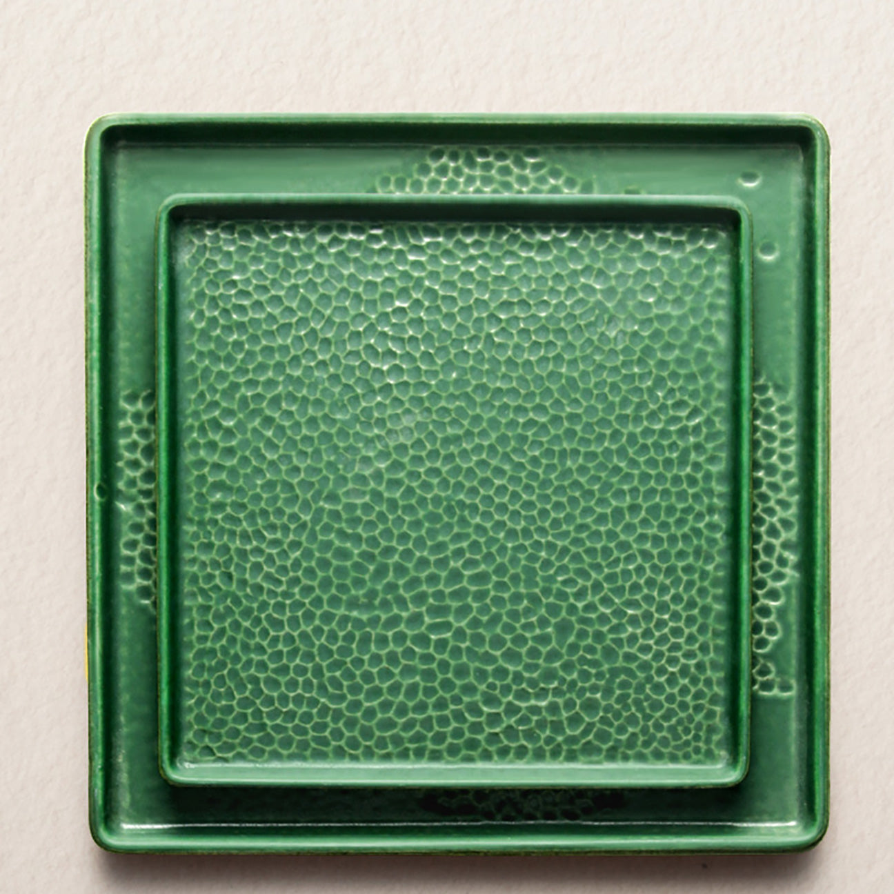 Dining plate - square series