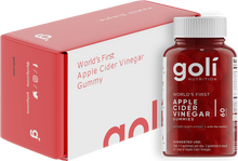 Load image into Gallery viewer, Apple Cider Vinegar Gummies by Goli
