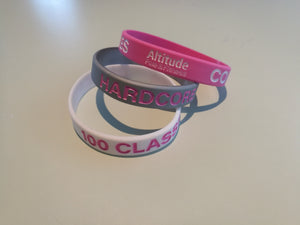 Total Classes Wristbands