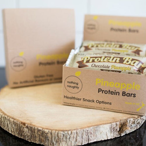 Bars Protein - Nothing Naughty - 40g 12 bars per box