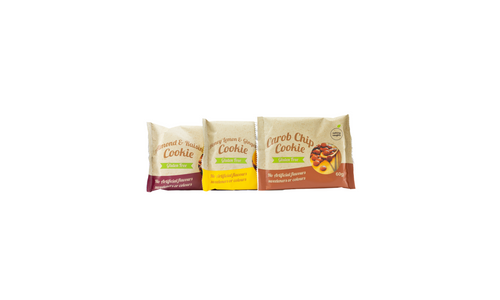 Nothing Naughty - Gluten Free Cookies - Box of 12 (Pre Order)