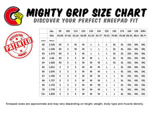 Mighty Grip Kneepads - Tack