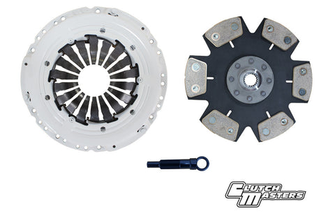 Clutch Masters FX400 Clutch Kit 6 Puck Rigid