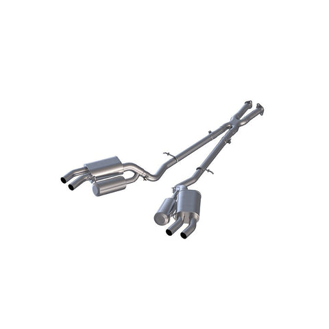 MBRP Stainless Steel Catback Exhaust