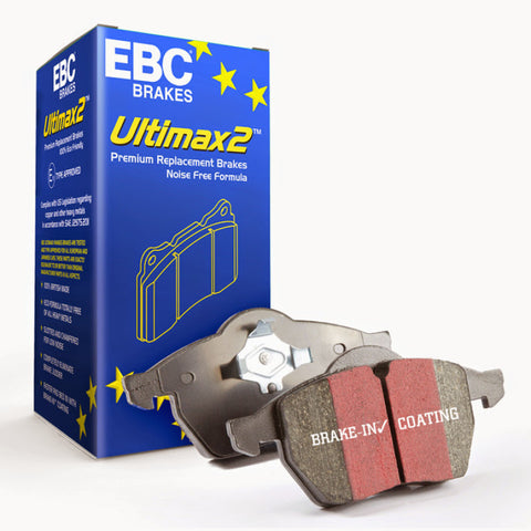 EBC Ultimax2 Front Brake Pad Set