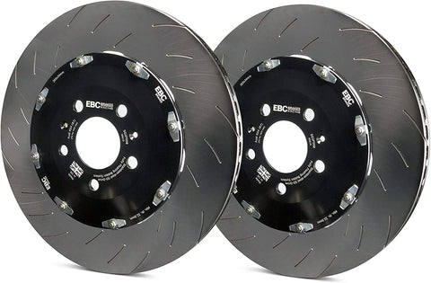 EBC 2 Piece Floating Conversion SG Racing Front Rotors
