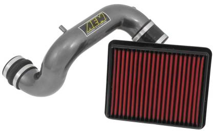 AEM Intake Piping and Filter
