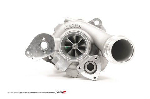Alpha A45 Series MB600 Turbocharger Upgrade Kit