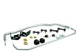 Whiteline Front And Rear Sway Bar Kit