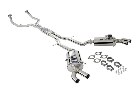 XForce Catback Exhaust System