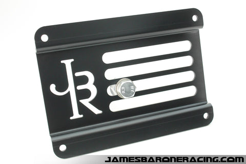 JBR License Plate Tow Hook Mount