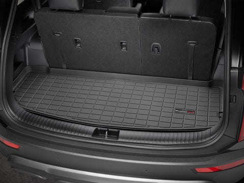 Cargo/Trunk Liner Behind 3rd Row Seating
