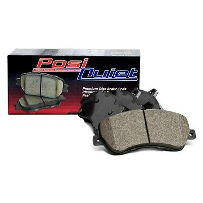 Centric PosiQuiet Street Performance Front Brake Pads