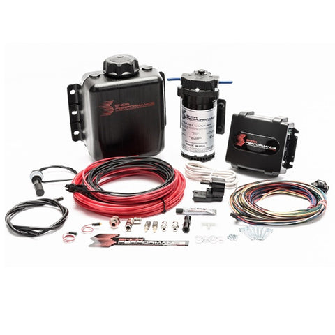 Snow Performance Stg 4 Boost Cooler Platinum Water Injection Kit