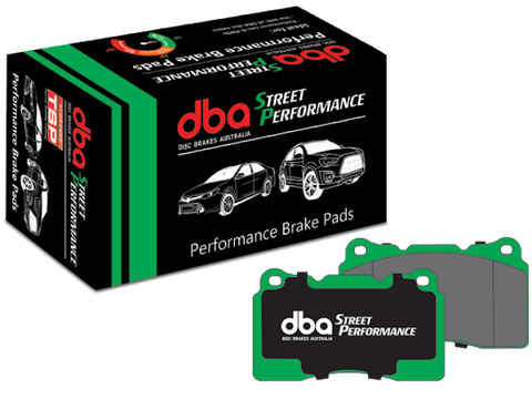 DBA SP Performance Front Brake Pads