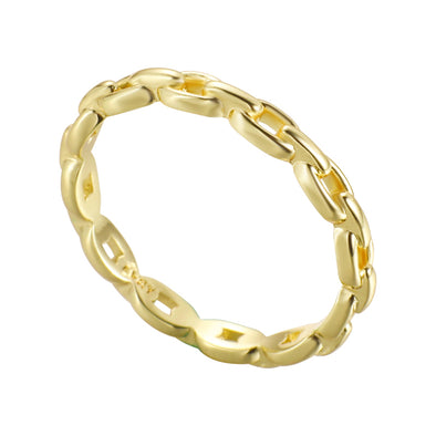 Chainz Ring (gold)