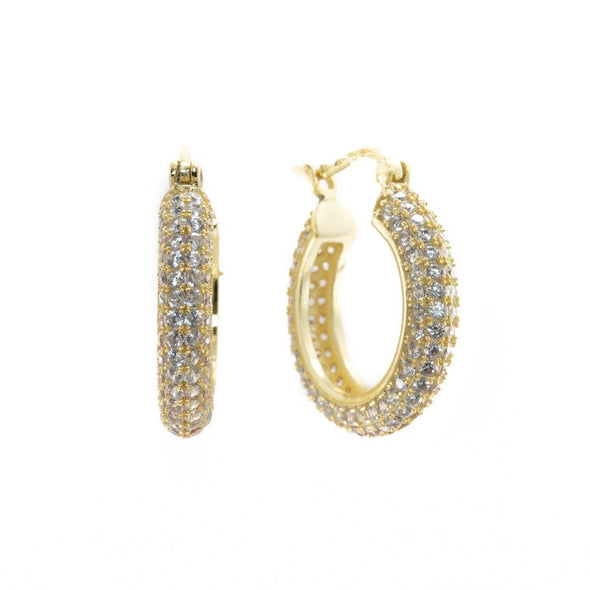 1-800 Evry Bling Earrings