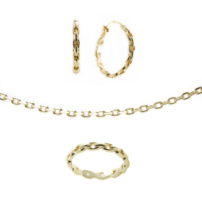 Chainz Set (gold)