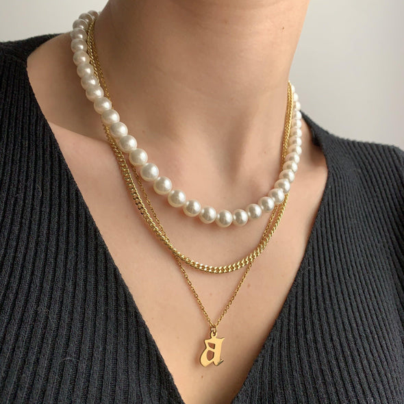 Ivory Queen Necklace
