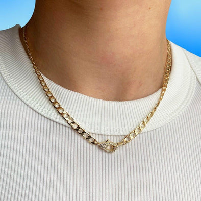 Stuck to You Necklace
