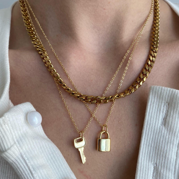 Found my Match Necklace Set