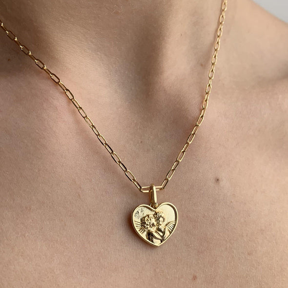 Heavenly Kiss Necklace