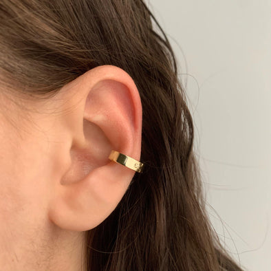 Secure the Goods Ear Cuff