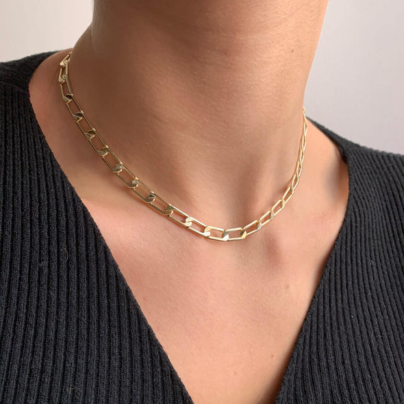 Off the Chain Necklace