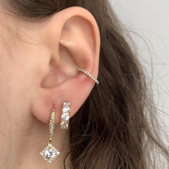 Baby Icy Earrings