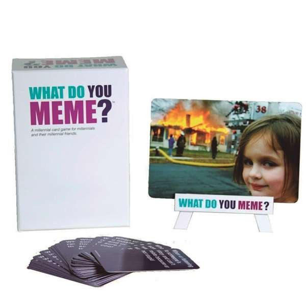 Card Game ¿What Do You Meme? Bandai (EN)