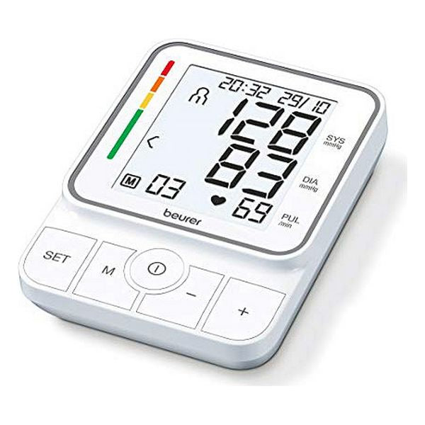 Arm Blood Pressure Monitor Beurer BM51 White