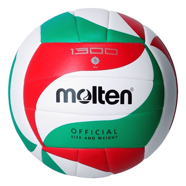 Volleyball Ball Molten V5M1300 PVC (Size 5)