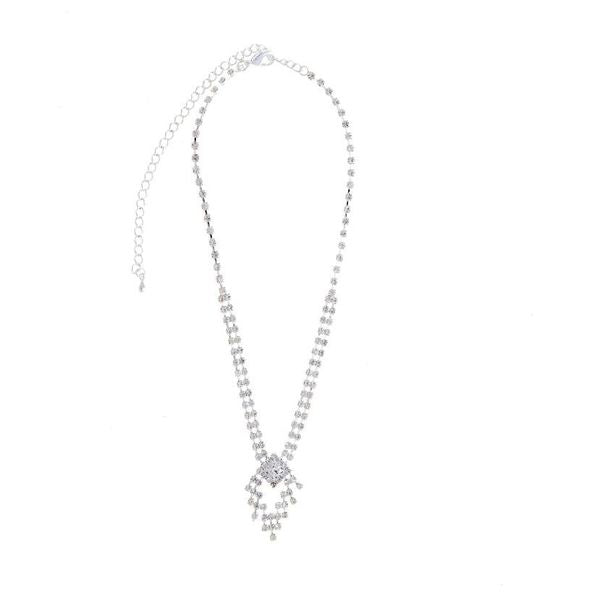 Ladies' Necklace Cristian Lay 494730 (31,5 cm)