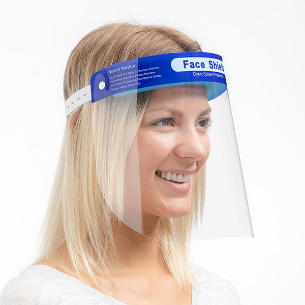 Facial Protection Screen