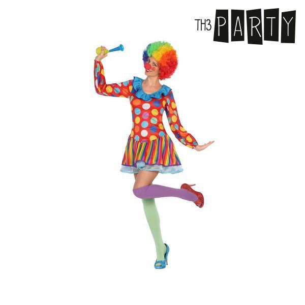 Costume for Adults Female clown