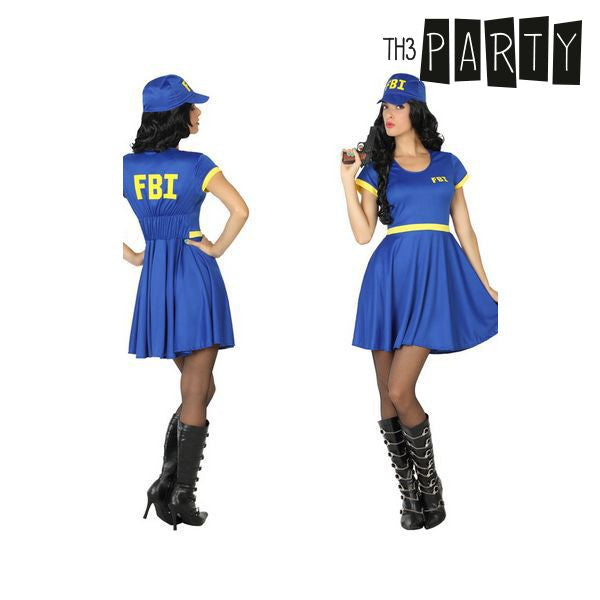 Costume for Adults Fbi officer