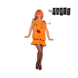 Costume for Adults 2252 Butane bottle