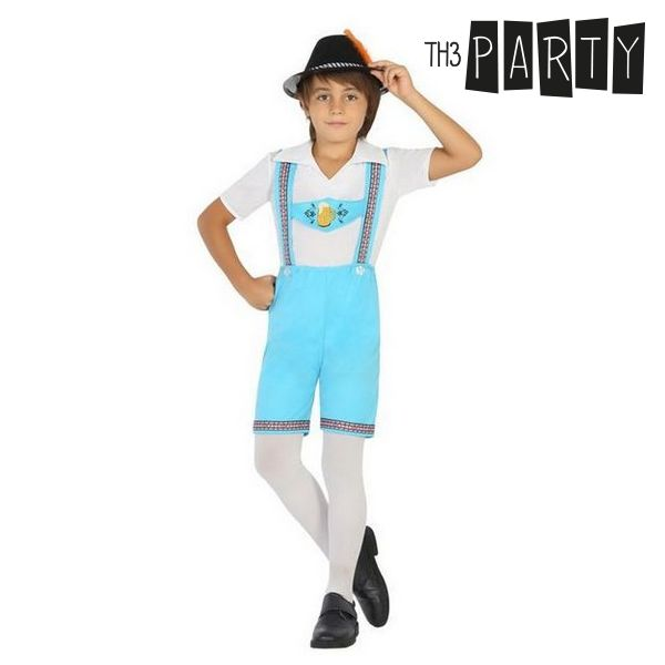Costume for Children German (3 Pcs)