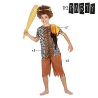 Costume for Children Caveman (3 Pcs)