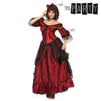 Costume for Adults Southern lady Red
