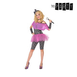 Costume for Adults Pop star Pink (3 Pcs)