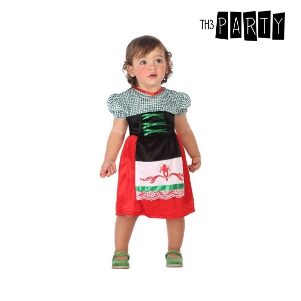 Costume for Babies German woman (1 Pc)