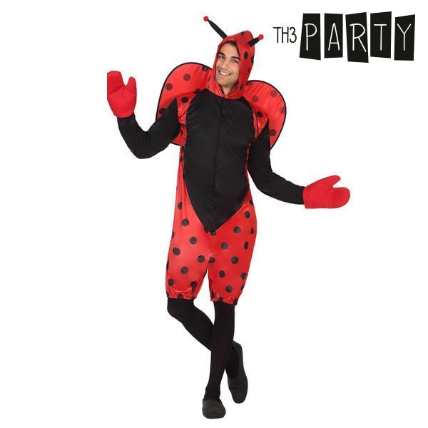 Costume for Adults Ladybird