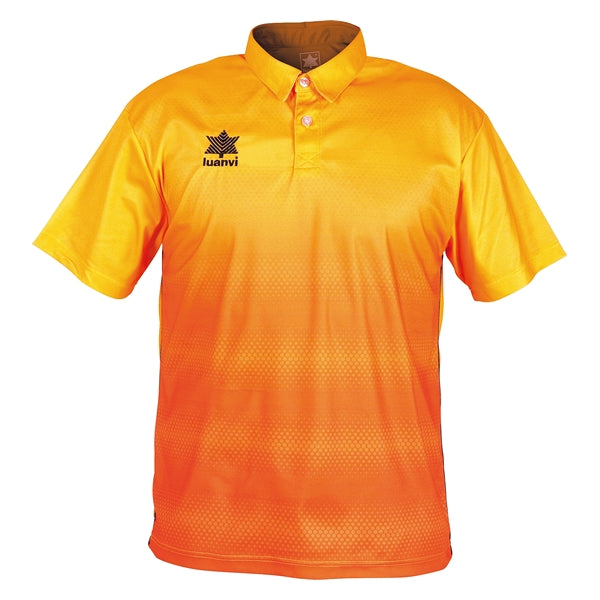 Short Sleeve Polo Shirt Luanvi Olimpia