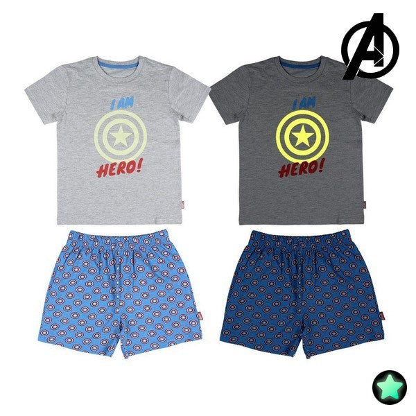 Children's Pyjama The Avengers Glow in the dark