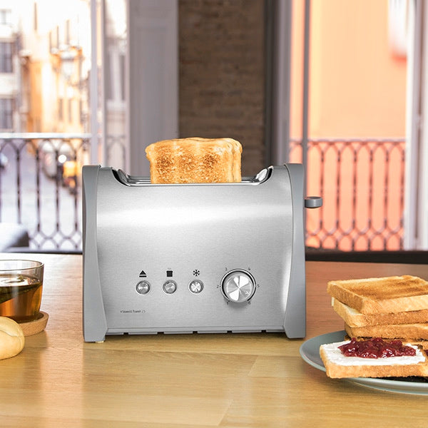 Cecotec Steel 2S 3035 Toaster 800W